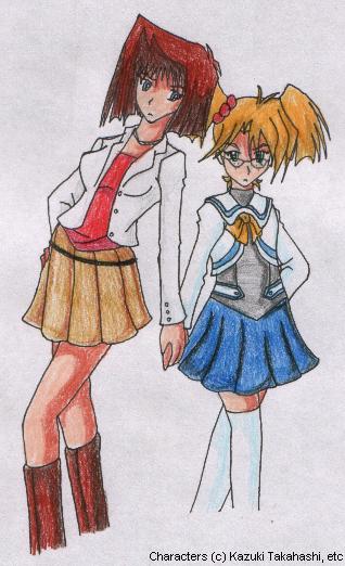 Hình vẽ Anzu Mazaki bộ YugiOh (vua trò chơi) - Page 3 1_Anzup_136