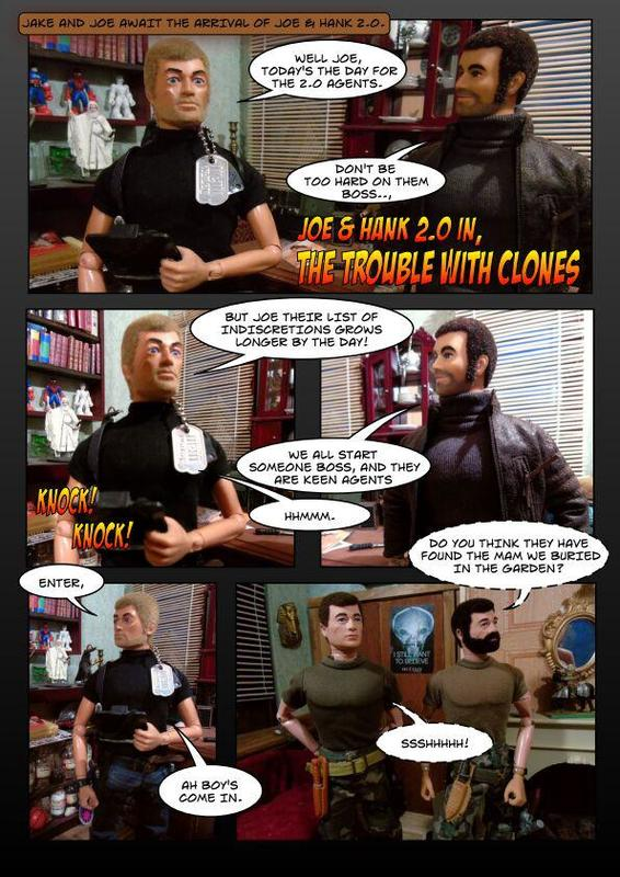 BanComix - The Trouble With Clones Img11