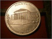 10 forint Hungria 1956 10º aniversario forint P9180276