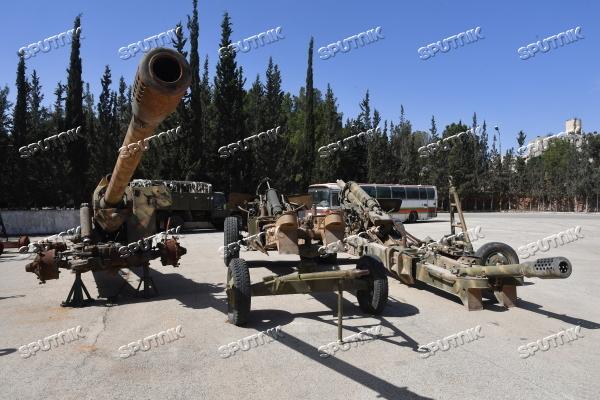 Syrian Arab Army (SAA) - Page 3 RIAN_3126202