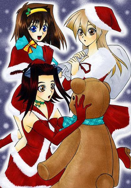 Hình vẽ Anzu Mazaki bộ YugiOh (vua trò chơi) 1_Anzup_9