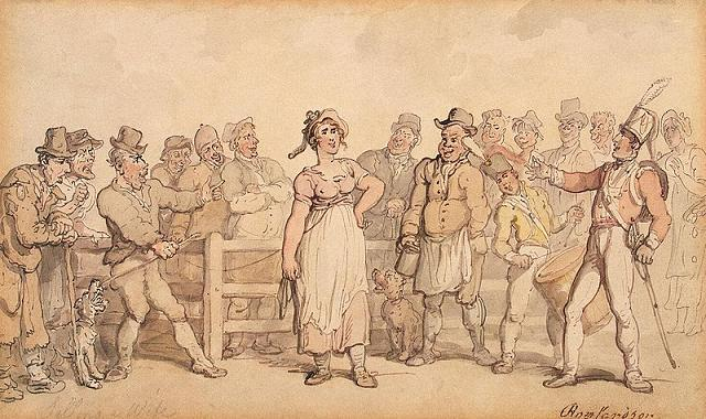 Financial Scams and Scandals Rowlandson