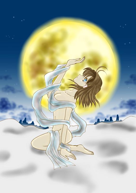 Hình vẽ Anzu Mazaki bộ YugiOh (vua trò chơi) - Page 6 2_Anzup_20