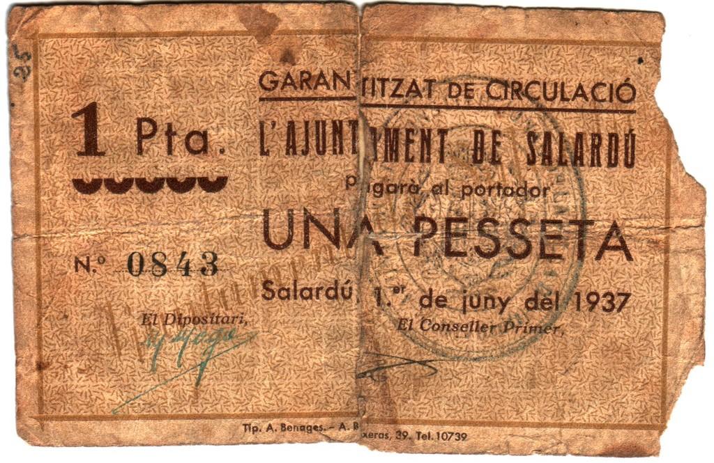 El billete peor conservado de esta seccion - Página 2 Salardu1ptaa