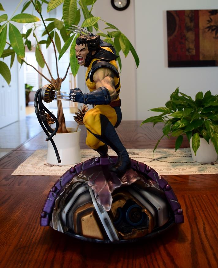 Premium Collectibles : Wolverine - Comics Version - Page 11 W13