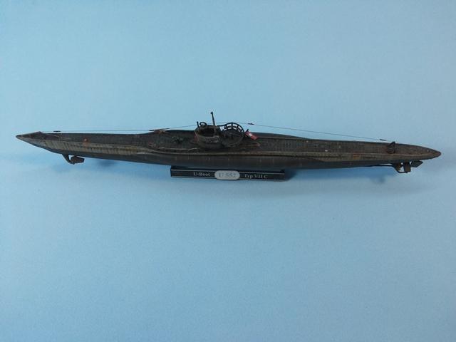 U-Boat Type VII C - Revell 1/350 U_Boat_39