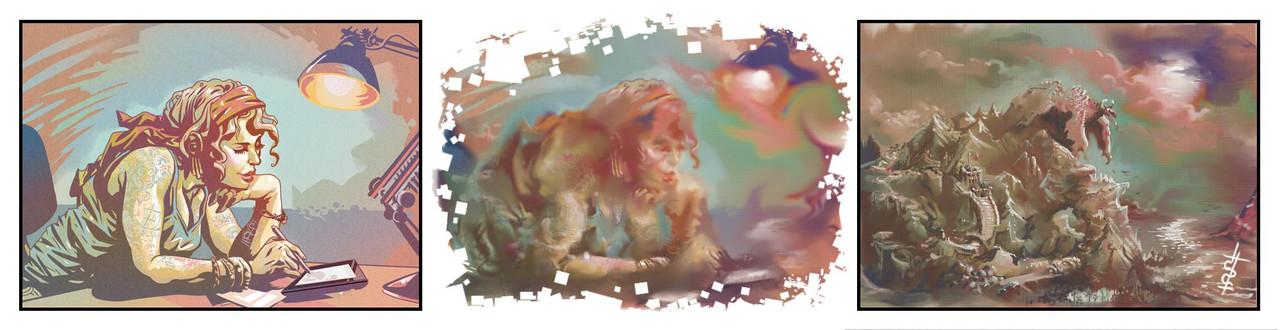 VERVE : pour les Artistes  MAIS pas seulement.... hallucinant ! - Page 2 Dba