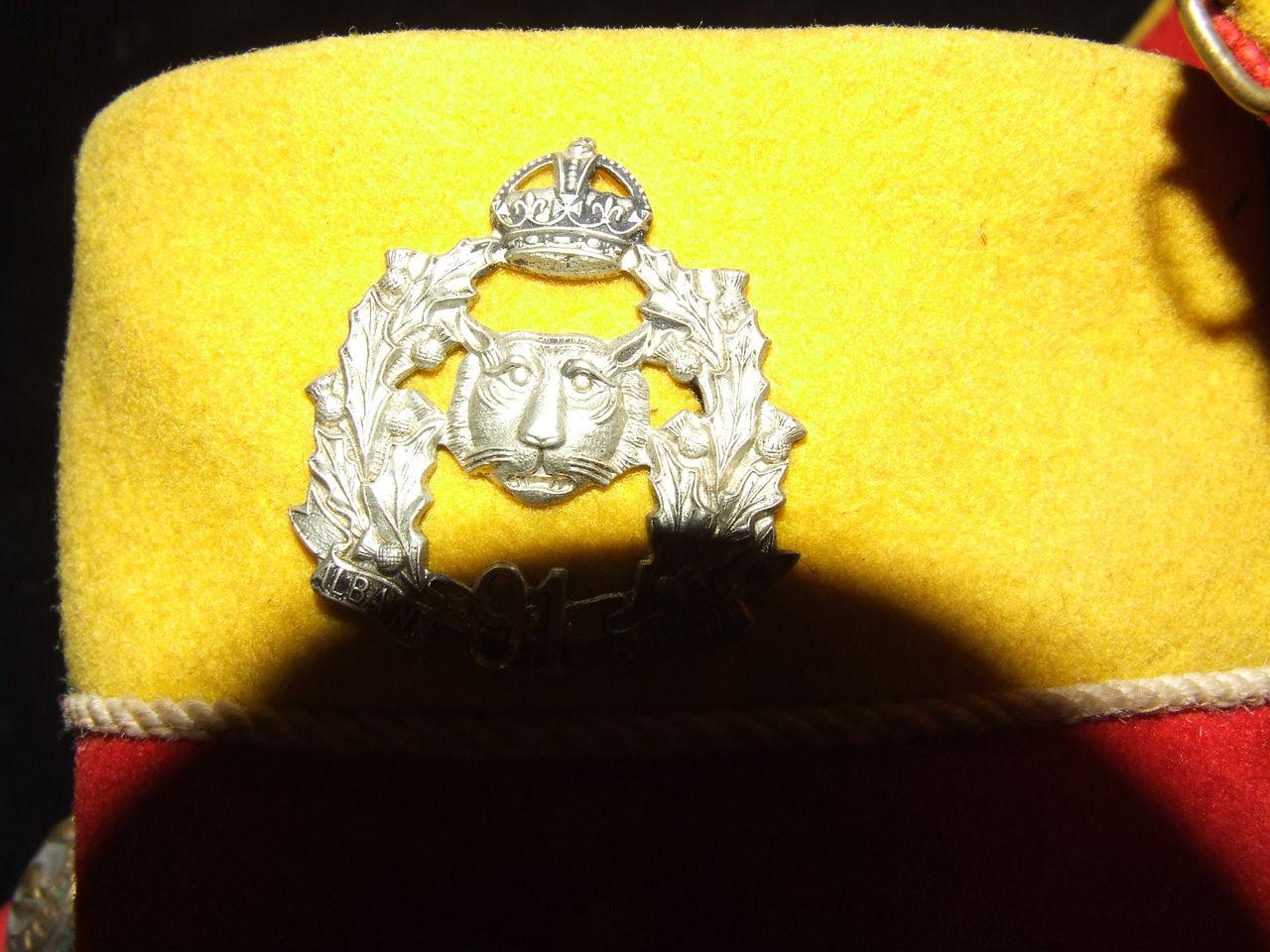 91st Canadian Highlanders Uniform 001