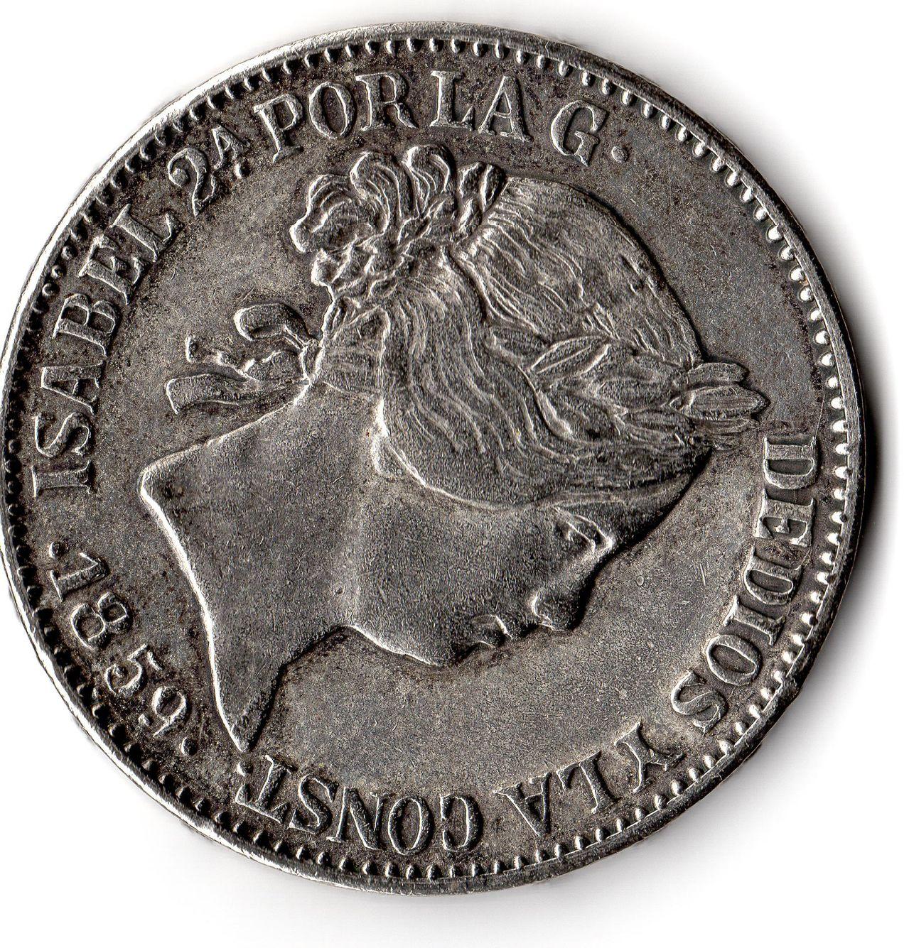 20 reales Isabel II 1859 CECA MADRID (Estrella 6 puntas) Img017