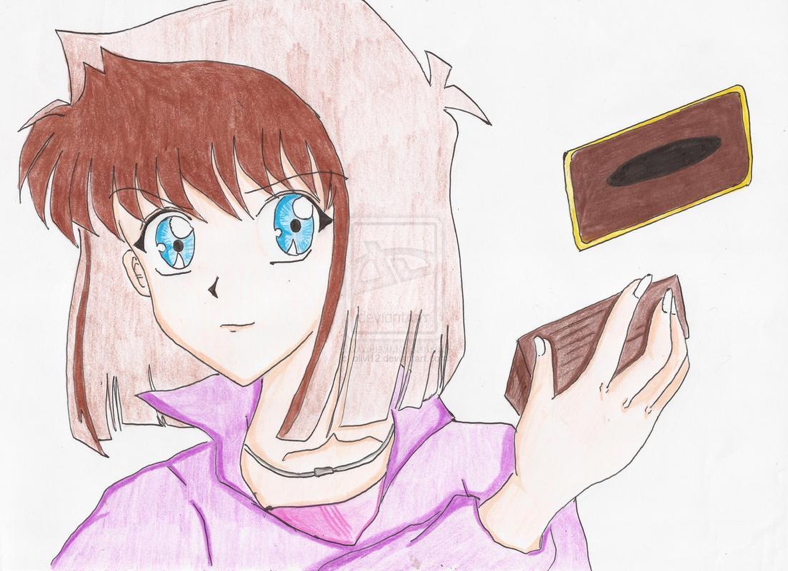 Hình vẽ Anzu Mazaki bộ YugiOh (vua trò chơi) 1_Anzup_36