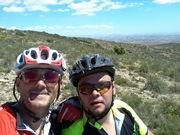 (13/05/17) Ruta Peñas Blancas/Garabitos/Ermitaño BTTCARTAGENA_ASNOBIKE_42