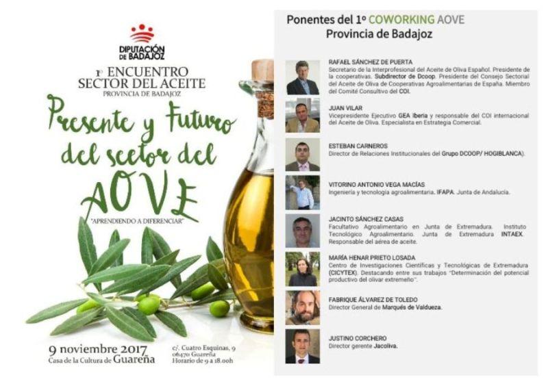 I Encuentro sector del aceite provincia de Badajoz, en Guareña Encuentro_sector_del_aceite_guare_a_ponentes