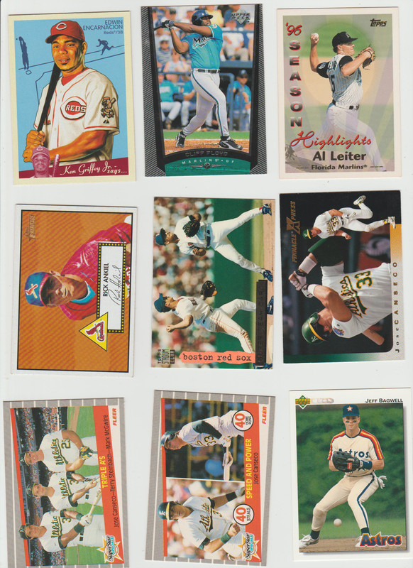 BB Cards F/S .10 cents Each (NEW LIST) Scanned Adding More 018