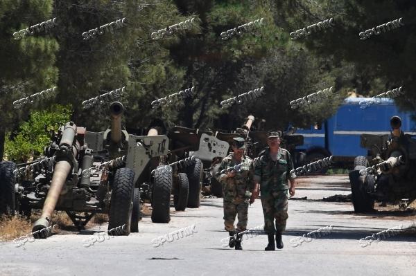 Syrian Arab Army (SAA) - Page 3 RIAN_3126127