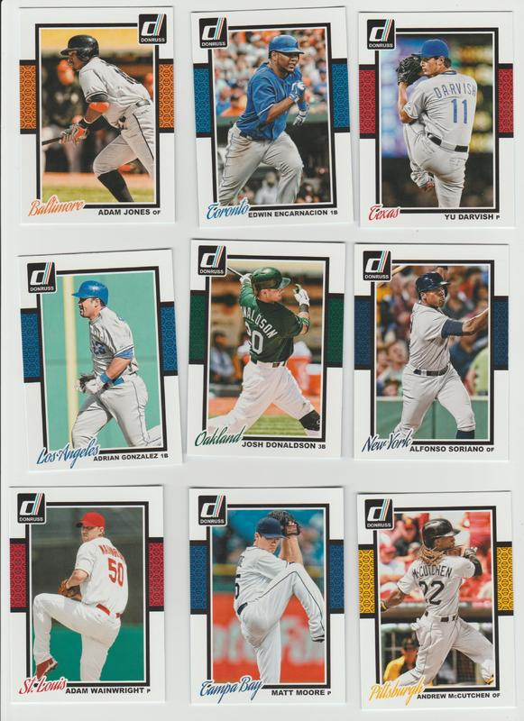 BB Cards F/S .10 cents Each (NEW LIST) Scanned Adding More 072