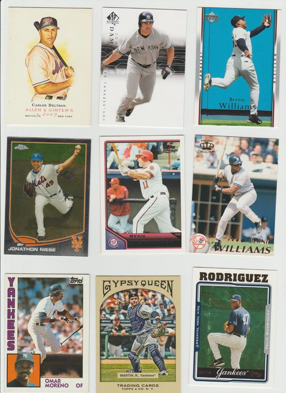 BB Cards F/S .10 cents Each (NEW LIST) Scanned Adding More 042