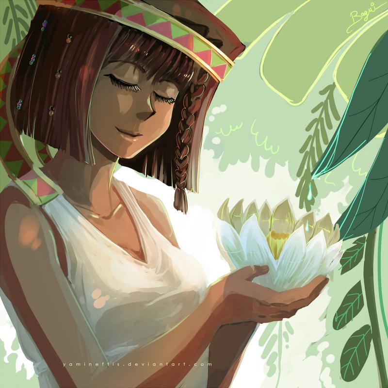 Hình vẽ Anzu Mazaki bộ YugiOh (vua trò chơi) - Page 4 1_Anzup_149
