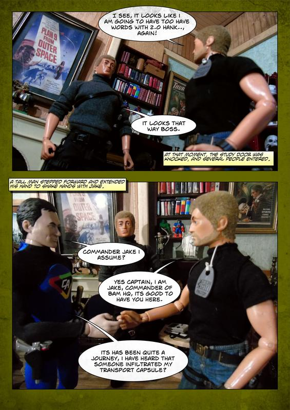 Captain Action Arrives At BAM HQ Page_3