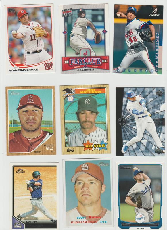 BB Cards F/S .10 cents Each (NEW LIST) Scanned Adding More 014
