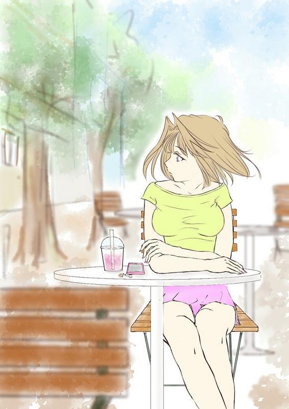 Hình vẽ Anzu Mazaki bộ YugiOh (vua trò chơi) - Page 4 1_Anzup_180