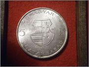 5 forint Hungria 1946 Lajos Kossuth P9160182