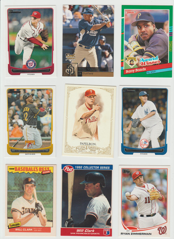 BB Cards F/S .10 cents Each (NEW LIST) Scanned Adding More 074