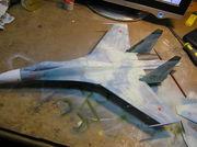 Су-27 Academy 1/48 P8140001