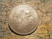 1 Forint 1879  Francisco Jose I Hungria  P2130596