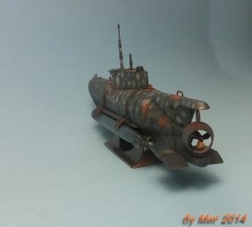 U-boat Type XXVII B Seehund - ICM 1/72 SEE_50
