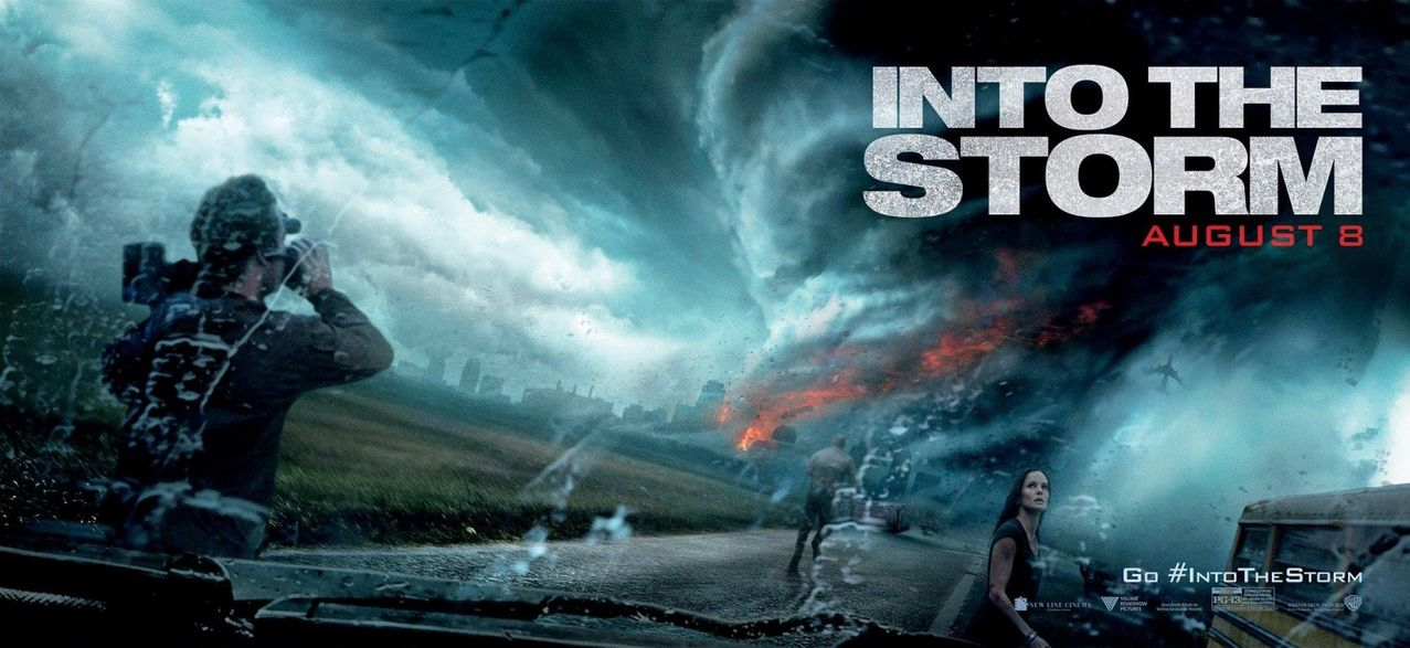 INTO THE STORM (2014) Image