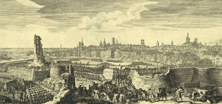Dish of the Day - II Sitio-barcelona-11-septiembre-1714