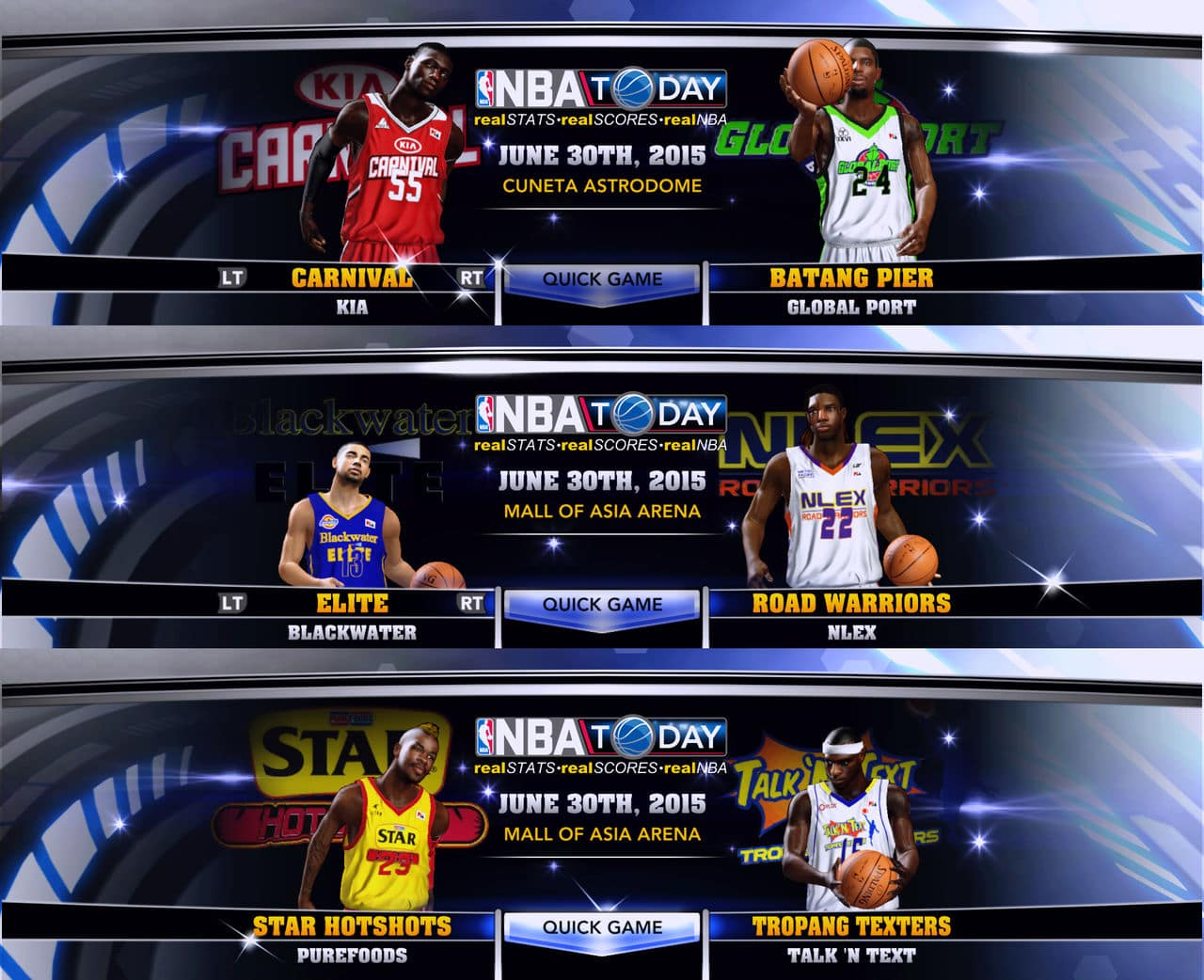 MAJOR BASKETBALL LEAGUE 2K14 - Version 4.1 RELEASED!!! Teqam_logos