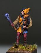 Tartar Miniatures (Italy) -2018 TR54-113-_Medieval_Jester2_4