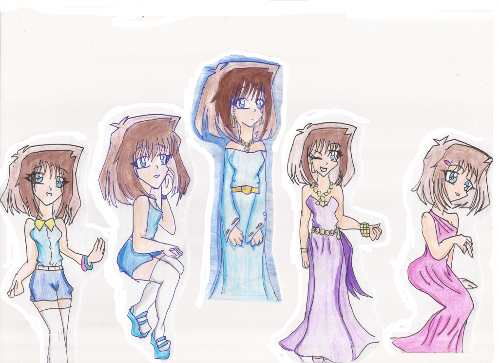 Hình vẽ Anzu Mazaki bộ YugiOh (vua trò chơi) - Page 4 1_Anzup_163