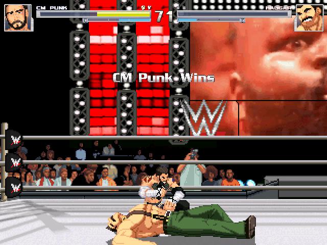 Supaman2525 Stage release:WWE Arena Mugen022
