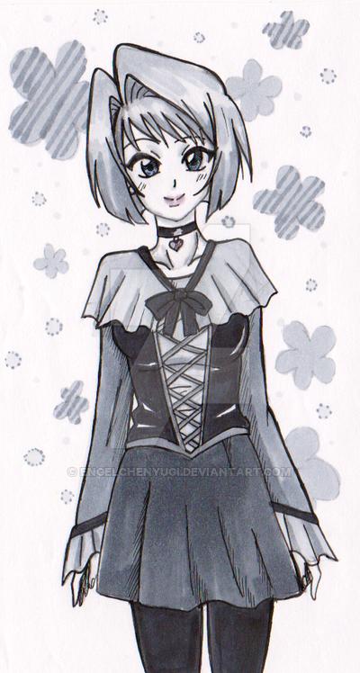 Hình vẽ Anzu Mazaki bộ YugiOh (vua trò chơi) - Page 4 1_Anzup_184