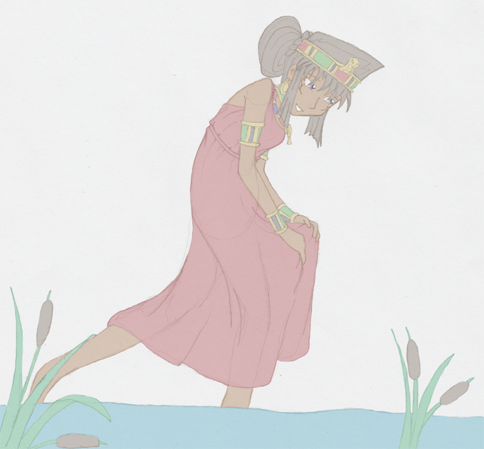 Hình vẽ Anzu Mazaki bộ YugiOh (vua trò chơi) 1_Anzup_22