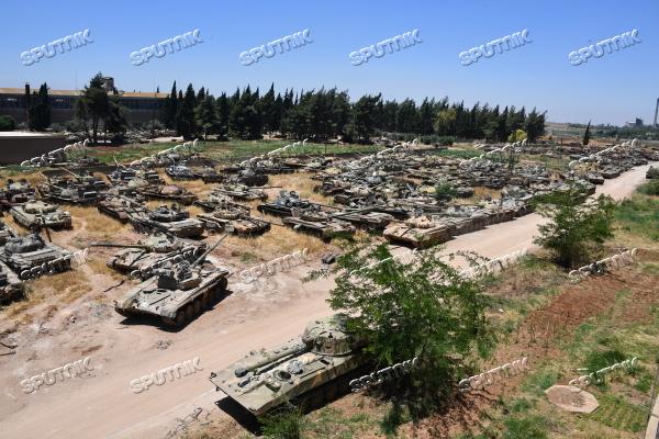 Syrian Arab Army (SAA) - Page 3 RIAN_3127766