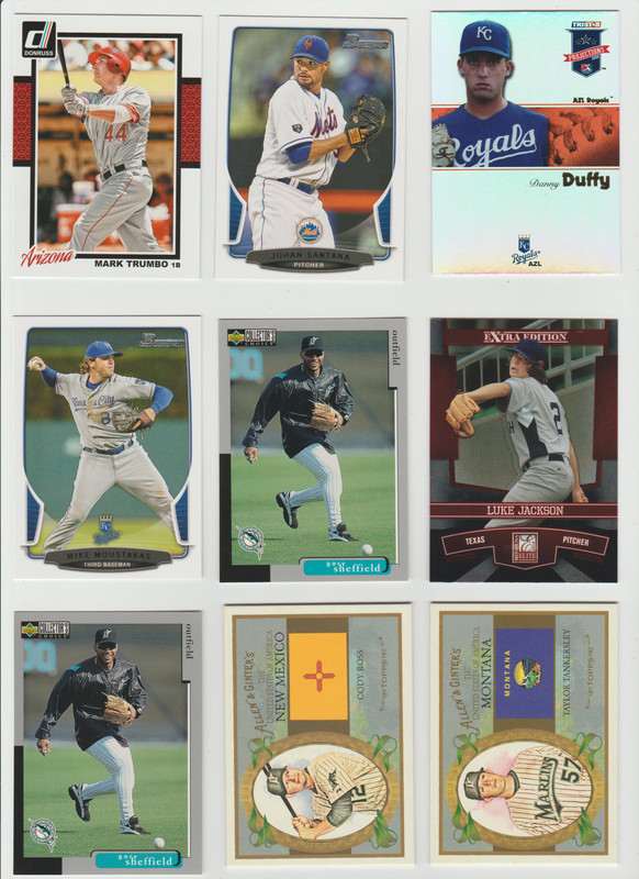BB Cards F/S .10 cents Each (NEW LIST) Scanned Adding More 037