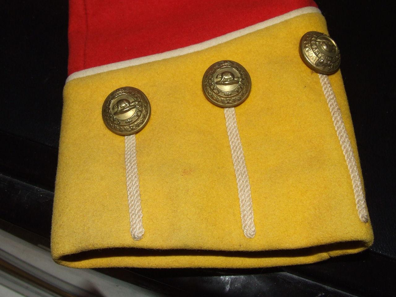 91st Canadian Highlanders Uniform 018