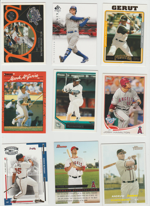 BB Cards F/S .10 cents Each (NEW LIST) Scanned Adding More 012