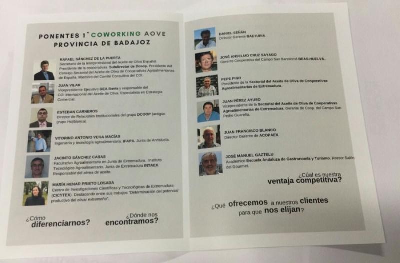 I Encuentro sector del aceite provincia de Badajoz, en Guareña Encuentro_sector_del_aceite_guare_a_ponentes_1