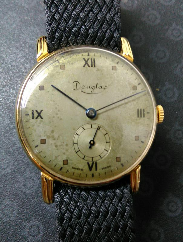 'Vintage&Swiss' Douglas