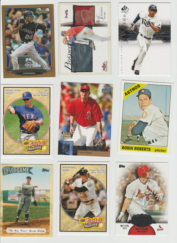 BB Cards F/S .10 cents Each (NEW LIST) Scanned Adding More 062