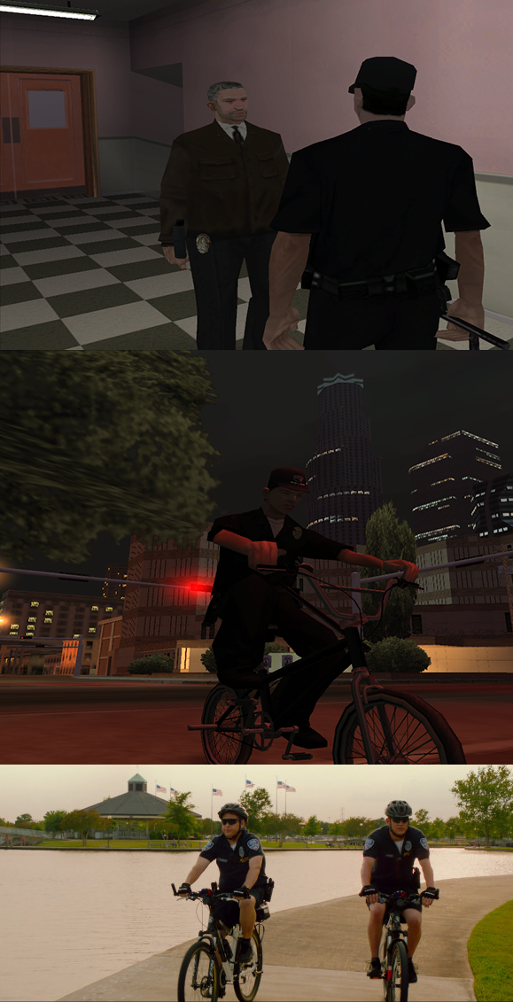 [☆] Police Department - Gallery [☆] Bikepatrol_1