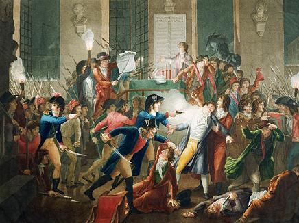 Dish of the Day - Page 7 Arrest_robespierre