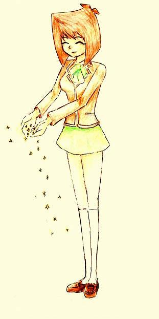 Hình vẽ Anzu Mazaki bộ YugiOh (vua trò chơi) - Page 33 6_Anzup_154