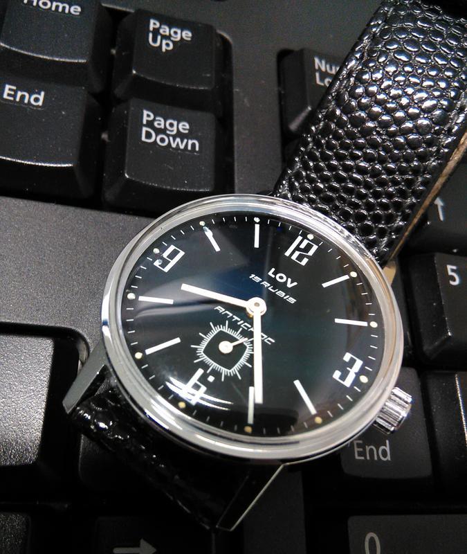 Relógios vintage de Coração  & Design Francês LOV