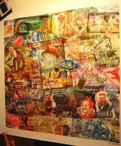 billetes africanos Col1