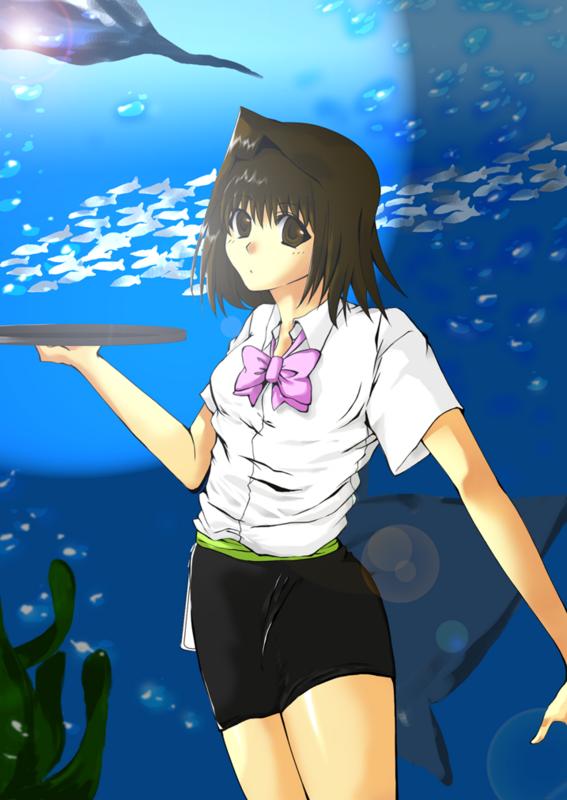 Hình vẽ Anzu Mazaki bộ YugiOh (vua trò chơi) - Page 6 2_Anzup_8